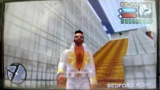 """Bug Dans GTA Liberty City Stories Sur PSP""""je Suis Déçu"""