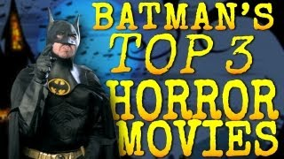 Batman's Top 3 Horror Films & The Long Halloween Review!