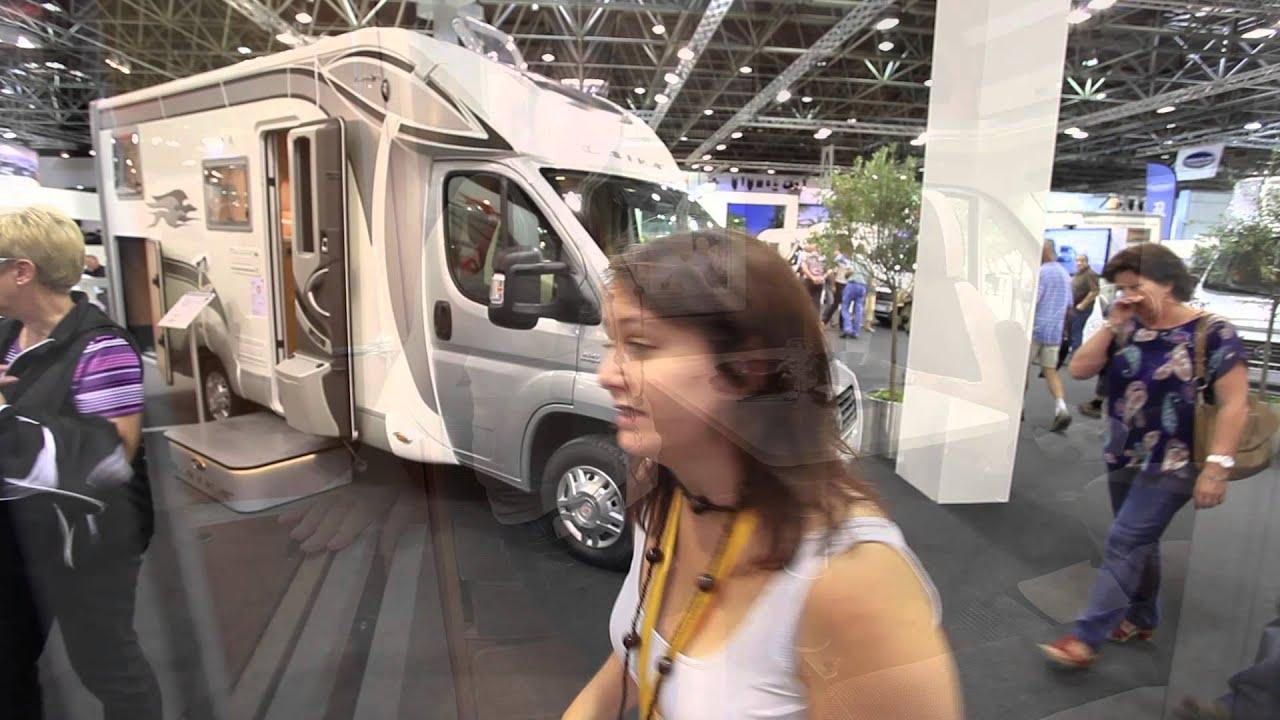 New Laika Ecovip 309 At The 2013 Dusseldorf Caravan Salon  MMM Amp Which