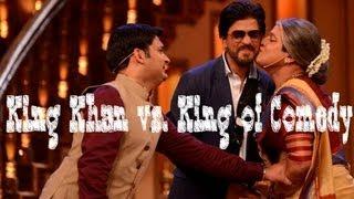 Chennai Express I Shah Rukh Khan's Comedy