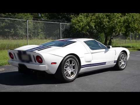2005 Ford GT - WINDING ROAD Sights & Sounds