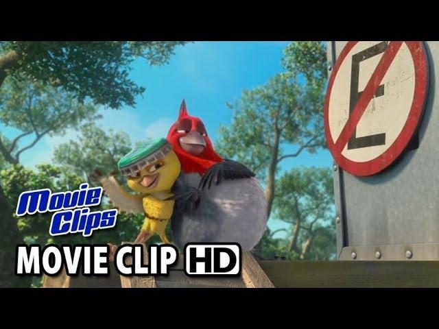 Rio 2 Movie CLIP - Amazon Or Bust (2014) HD
