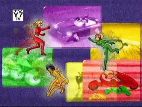 Totally Spies Intro CN (Cartoon Network), a special opening from cartoon network All rights to Cartoon Network