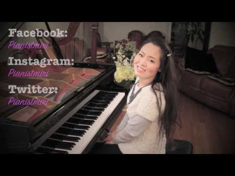 Pharrell Williams - Happy | Piano Cover by Pianistmiri 이미리