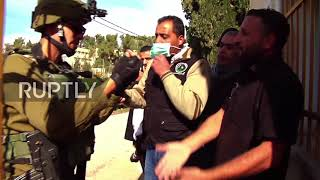 State of Palestine: Security forces clash with protesters as unrest intensifies