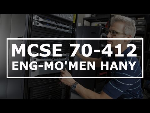 06-MCSE 70-412 (Configuring Advanced Windows Server 2012 Services) (Configuring Failover Cluster)