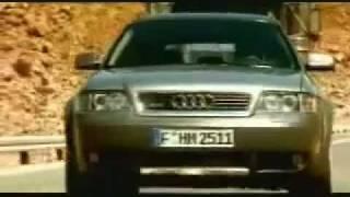Реклама Ауди Олроуд