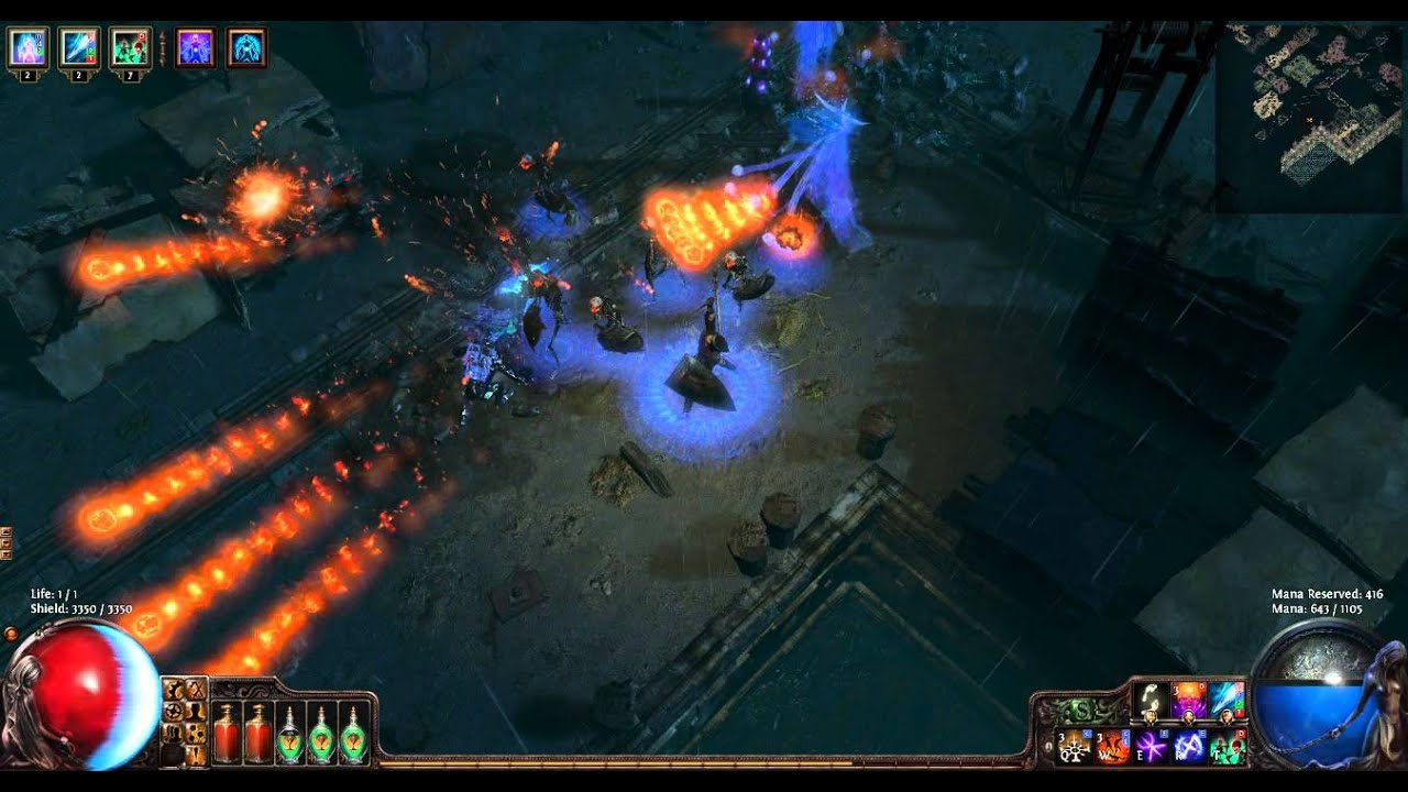 Path Of Exile Kripparrian Build