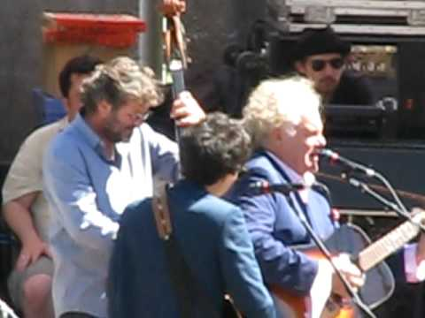 Peter Rowan @ jerry day august 1st 2010