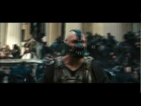 The Dark Knight Rises TV Spot #3 - Batman and Bane (2012) HD