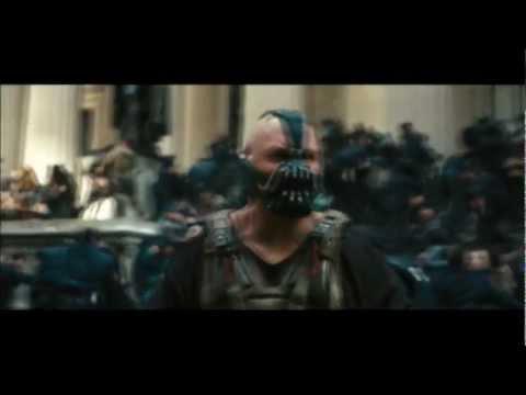 The Dark Knight Rises TV Spot #3 - Batman and Bane (2012) HD