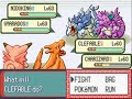 Pokemon 2vs2 Battle - Charizard + Clefable