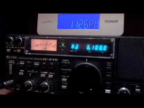 CRI vs. Radio Serbia International on 6100 KHz