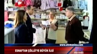 Esnaftan Cem Çöllü'ye büyük ilgi