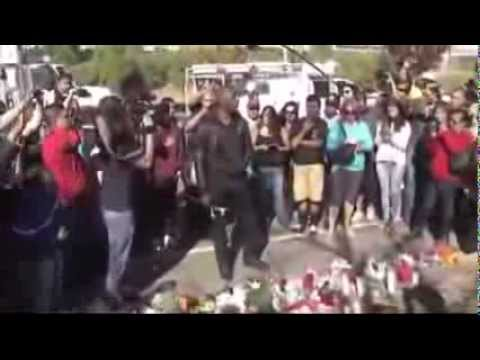 Actor Tyrese Gibson CRIES on PAUL WALKER DEATH' SCENE OMG - Funeral Dead Boby