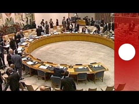 UN Security Council fails to agree on Syria