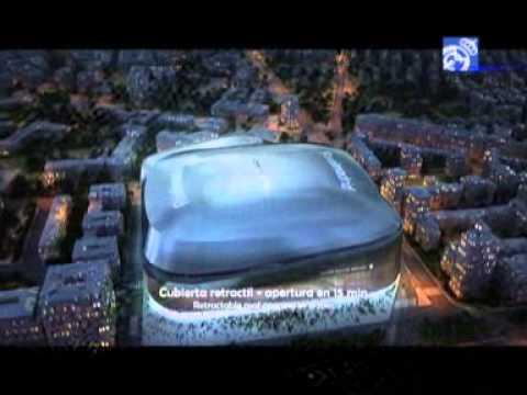 El nuevo Santiago Bernabéu