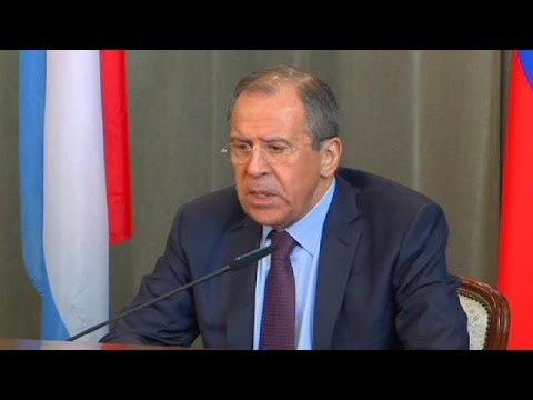 Russia warning on Ukraine from Foreign Minister Sergei Lavrov
