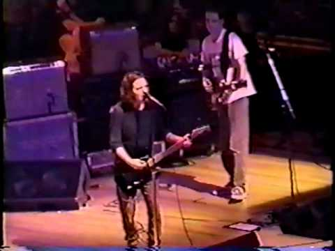 Pearl Jam Constitution Hall, Washington, DC, USA (15-01-1995) Parte 2