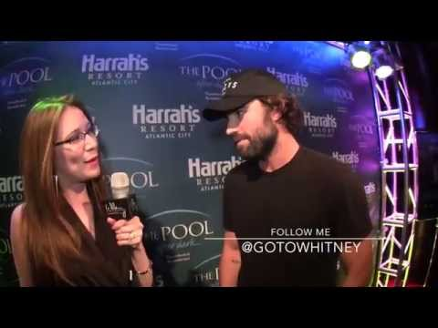 Brody Jenner a 'Facehumper'? Celebrity Correspondent Whitney Ullman chats with him in Atlantic City