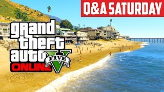 GTA 5: Quick & Easy RP Online, Beach Party, Livestreams