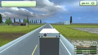 Farming Simulator 2013 Mods- Dodge 3500 Mega Cab, Lube