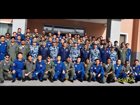 PAF NEW ERA  -PAKISTAN AIR FORCE - GREEN EAGLE VS ENEMIES IAF -FIRE POWER 2014