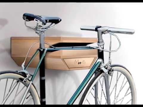 Supporto bici youtube - Vi si confezionano tappeti da appendere al muro ...