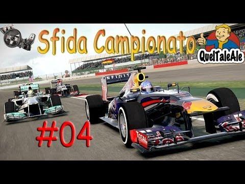 F1 2013 Gameplay Logitech G27 - Sfida Campionato #04 - Riusciremo ad approdare alla Force india?