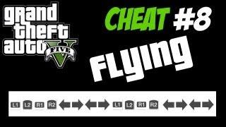 GTA 5 Trucchi #8 VOLARE CADUTA DAL CIELO [PS3 Xbox 360