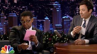 Denzel Washington: Dramatic Reading, Greeting Cards