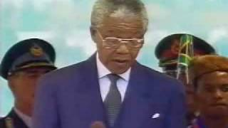 Nelson Mandela's Inaugural Address