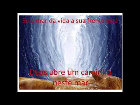 PLAYBACK LEGENDADO - COM CRISTO É VENCER - JONAS VILAR