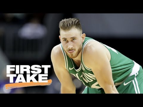 First Take reacts to Gordon Haywards injury during Celtics vs Cavaliers  First Take  ESPN