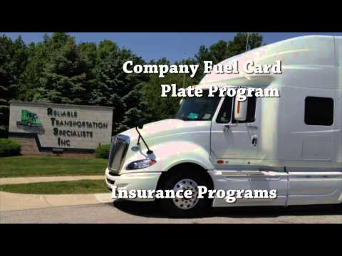 A Sample Truck Owner Operator Business Plan Template