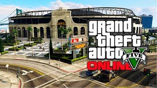 GTA 5 Online: Dating, Stadium Events & Drivable Trains