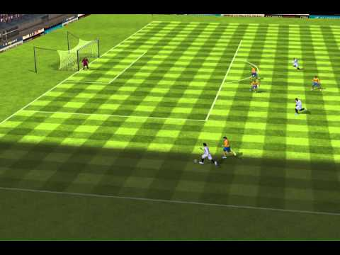 FIFA 14 iPhone/iPad - FC Nobi vs. Juventus