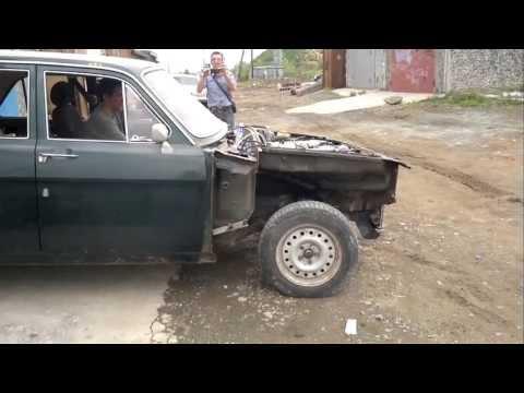 24-я Волга с двигателем 1UZ-FE