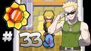 Let's Play Pokemon: HeartGold Part 33 Vermilion Gym