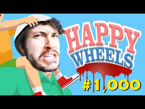 Happy Wheels: REVISITED