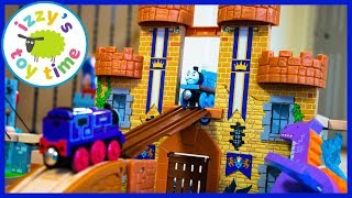 Thomas and Friends DELUXE KING OF THE RAILWAY! Fun Toy Trains for Kids!