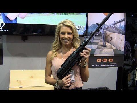 New Guns Shot Show 2014