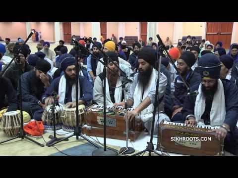 Bhai Arvinder Singh Jee (Toronto) - Bay Area Smagam 2014 - Rehansbhai