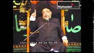 04 - Tabligh & Amr Bil Maroof - Maulana Sadiq Hasan - Dec 2013 / 1435