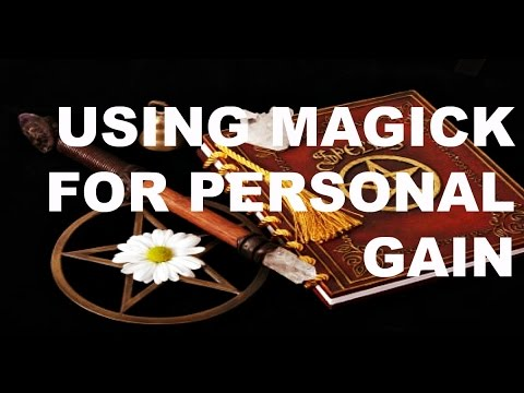 Using Magick To Make Your Dreams Come True