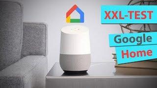 Google Home XXL Test – Der Amazon Echo Konkurrent | deutsch