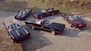 Garage Makes Professional Batmobiles