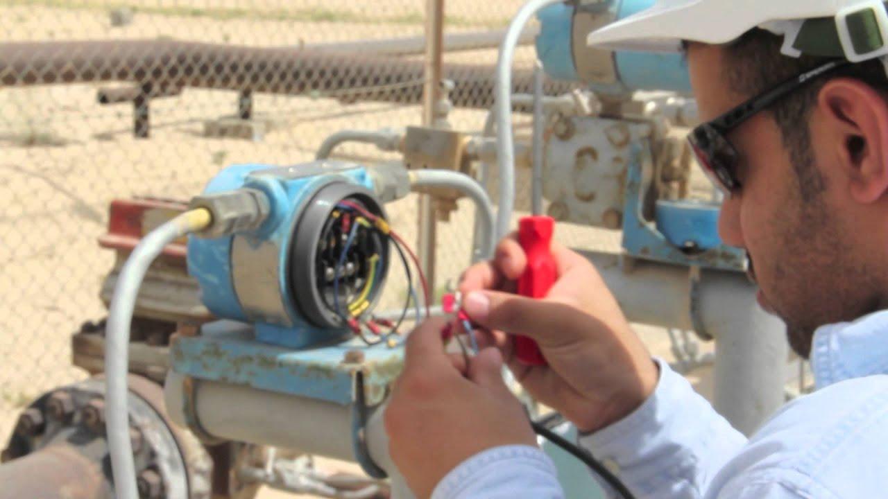 gas wiring diagram temperature transmitter calibration youtube  temperature transmitter calibration youtube