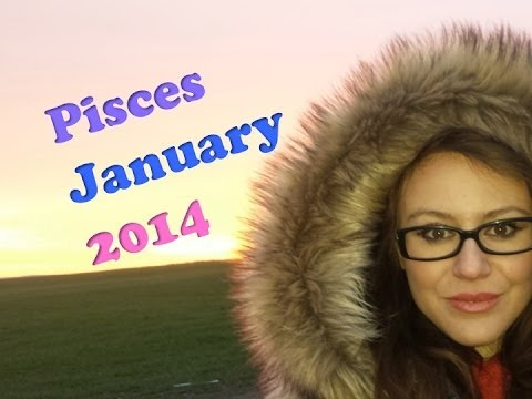PISCES JANUARY 2014 with astrolada.com