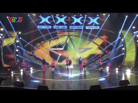 [FULL] Vietnam's Got Talent 2014 - ĐÊM TRÌNH DIỄN & CÔNG BỐ KẾT QUẢ BK 5 - TẬP 19 (01/02/2015)